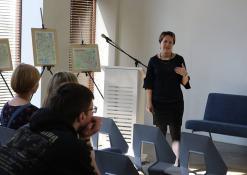 Vilniaus universiteto docentė dr. Aistė Urbonienė