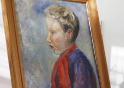 Mergaitės portretas