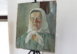 Moters portretas