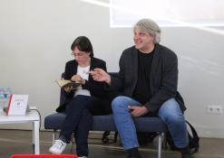 Istorikai Anželika ir Rimvydas Laužikai