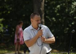 Anykščių rajono meras Sigutis Obeliavičius