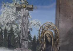 Skulptūra iš medžio
