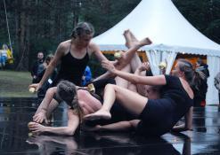 Sigitos Juraškaitės šokio spektaklis NSO