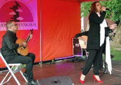 Dainuoja Celia Leiria
