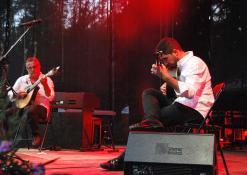 Gitaristai Pedro Amendoeira ir Joao Filipe