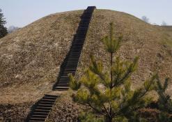 Balandžio 5 diena - Vorutos piliakalnis