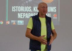 Žurnalistas Skirmantas Pabedinskas
