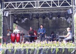 Romas Dambrauskas ir grupė - repeticija