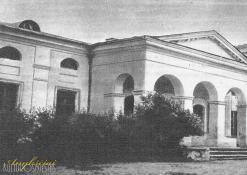 Burbiškio dvaras (Vidurinė mokykla)