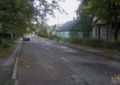 Miesto gatvės