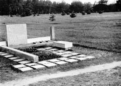 Kapas Anykščių kapinėse