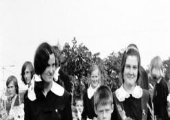Rugsėjo 1-ąją prie J. Biliūno vidurinės