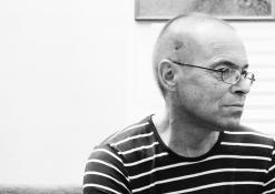 Rašytojas Valdas Papievis