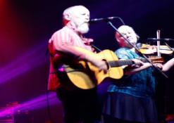 Denis McLaughlin ir Pia Nygaard