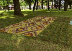Anykščiu rajono Skiemonių seniūnijos Katlėrių bendruomenės floristinis kilimas