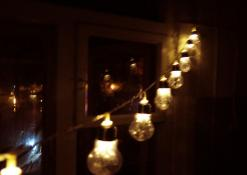 Šviesų instaliacija