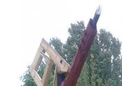 Skulptūros autorius Žilvinas Pranas Smalskas