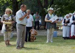 Opdovanojama režisierė Jolanta Pupkienė