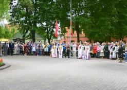 Giedamas Lietuvos himnas