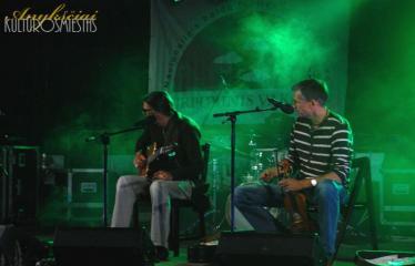"""Festivalis """"Purpurinis vakaras"""" (2014) - Didysis festivalio pabaigos koncertas """"Sugrįžimu vakaras"""" - Grupė """"Adios"""""""