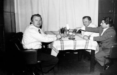 """Fotokonkursas """"Anykščiai ir apylinkės"""" (1977) - Restoranas PUNTUKAS"""