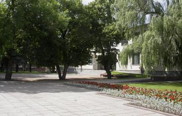 """Fotokonkursas """"Anykščiai ir apylinkės"""" (2009) - Muzikos mokykla"""