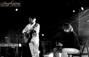 """Festivalis """"Purpurinis vakaras"""" (2014) - Didysis festivalio pabaigos koncertas """"Sugrįžimu vakaras"""" - Festivalio akimirka"""