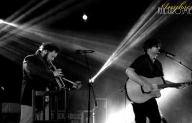 """Festivalis """"Purpurinis vakaras"""" (2014) - Didysis festivalio pabaigos koncertas """"Sugrįžimu vakaras"""" - Domantas Razauskas ir Saulius Petreikis"""