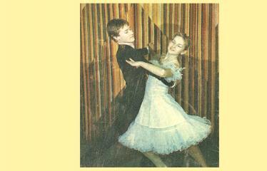 """Fotokonkursas """"Anykščiai ir apylinkės"""" (1985) - Verpetas"""