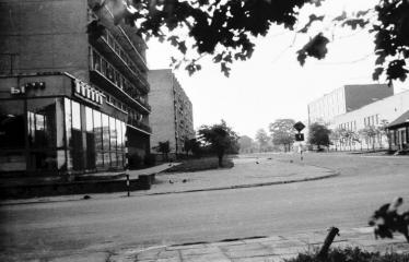 """Fotokonkursas """"Anykščiai ir apylinkės"""" (1976) - Gatvė"""