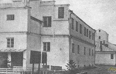 """Fotokonkursas """"Anykščiai ir apylinkės"""" (1959) - Čia gaminamas gardusis """"Anykščių vynas"""""""