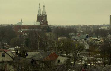 """Fotokonkursas """"Anykščiai ir apylinkės"""" (2012) - Anykščių panorama"""