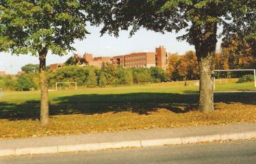 """Fotokonkursas """"Anykščiai ir apylinkės"""" (2007) - Anykščių ligoninė"""