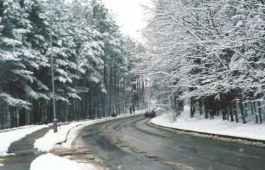 """Fotokonkursas """"Anykščiai ir apylinkės"""" (2007) - Žiema"""