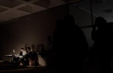"Elektroninės muzikos koncertas ""ELEKTROSPIEČIUS"" - Koncerto akimirka"