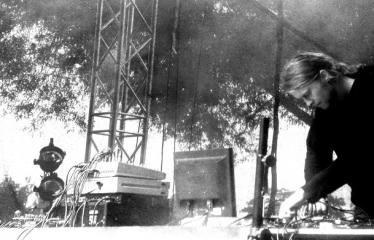 MOONTRIX eksperimentinės muzikos koncertas - Skeldos
