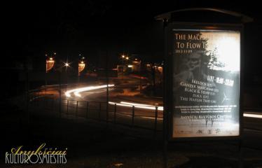 """Fotokonkursas """"Anykščiai ir apylinkės"""" (2013) - Miestas naktį"""