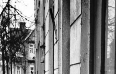 """Fotokonkursas """"Anykščiai ir apylinkės"""" (1977) - Senasis Anykščių viešbutis"""