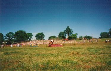 """1996 06 08 - 17-oji Respublikinė tradicinės kultūros ir žirgų sporto šventė """"Bėk bėk, žirgeli!"""" (1996)"""
