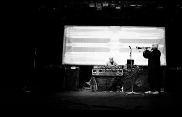 "Elektroninės muzikos festivalis ""The Machine Started To Flow Into A Vein (Vol. 4)"" - Colin Potter / The Hafler Trio"
