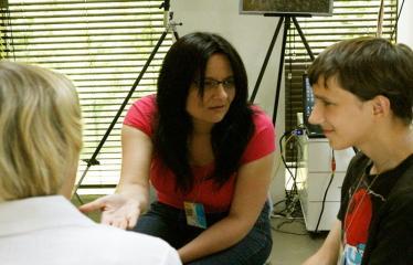 Jaunųjų kūrėjų dienos - Susitikimai su menininkais dirbančiais medijų srityje - Žurnalistė Karina Metrikytė
