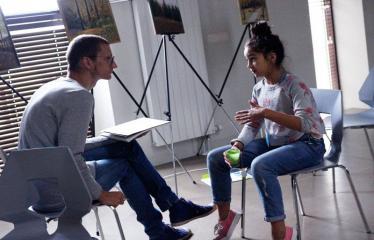Jaunųjų kūrėjų dienos - Trumpametražių filmų peržiūra - Diskusija