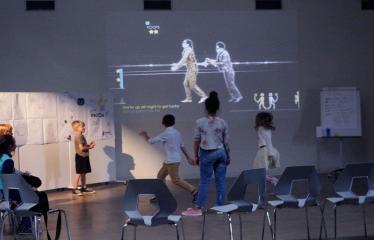 Jaunųjų kūrėjų dienos - Trumpametražių filmų peržiūra - Projekto akimirka