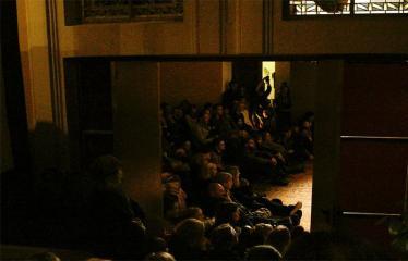 Turizmo naktis - Sheep Got Waxed - Publika