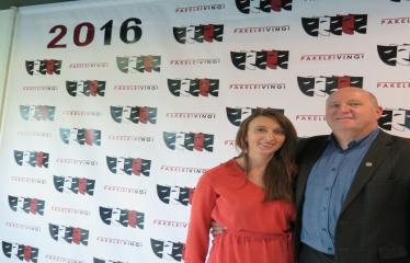 """Nacionalinės dramaturgijos festivalis """"Pakeleivingi″ (2016) - Rolandas Kazlas """"Atrask mane"""" - Festivalio svečiai"""