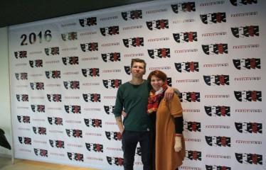 """Nacionalinės dramaturgijos festivalis """"Pakeleivingi″ (2016) - Gabrielė Tuminaitė """"Bedalis ir labdarys"""" - Festivalio svečiai"""