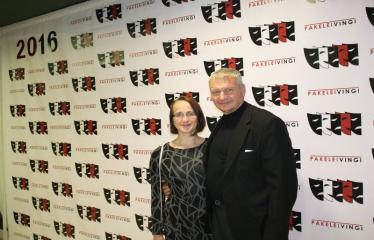 """Nacionalinės dramaturgijos festivalis """"Pakeleivingi″ (2016) - Agnė Dilytė """"Korektūros klaida"""" - Festivalio svečias Žilvinas Pranas Smalskas"""