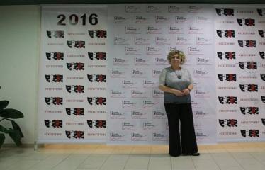 Verslo žiburiai 2016 - anykščių Kultūros centro direktorė Dijana Petrokaitė