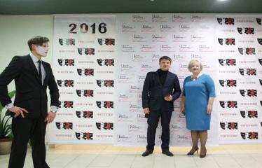 Verslo žiburiai 2016 - Gintautas Kazakevicius ir renginio svečiai