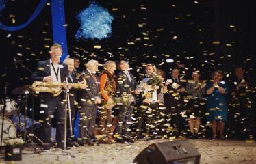 Verslo žiburiai 2016 - Nominacijų vakaro akimirka
